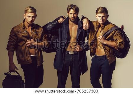Sexy teen titans guys