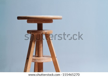 Three legged stool with adjustable seat & Three Legged Stool Stock Images Royalty-Free Images u0026 Vectors ... islam-shia.org