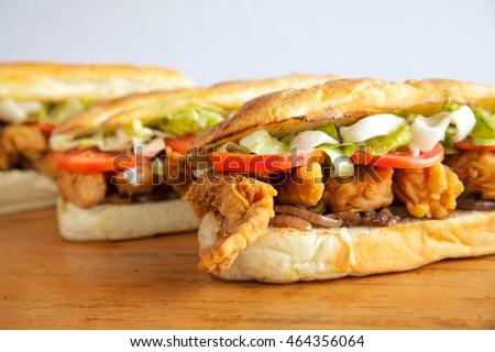 Hoagie Sandwich Stock Photos, Royalty-Free Images & Vectors ...
