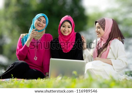 Terrace park muslim single women