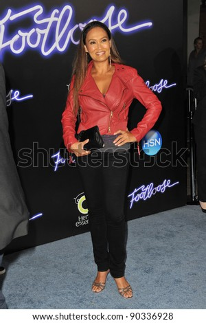 "Tia Carrere at the Los Angeles premiere of ""Footloose"" at the Regency Village Theatre, Westwood, CA. October 3, 2011  Los Angeles, CA Picture: Paul Smith / Featureflash"
