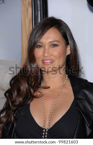 "Tia Carrere at the ""No Strings Attached"" Los Angeles Premiere, Regency Village Theater, Westwood, CA. 01-11-11"