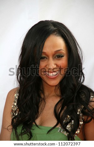 Tia Mowry arriving at the 21st Annual Soul Train Music Awards. Pasadena Civic Auditorium, Pasadena, CA. 03-10-07