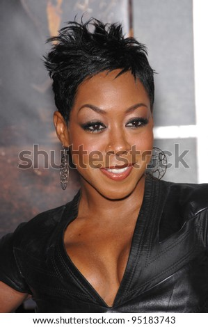 "Tichina Arnold at the world premiere of ""Wild Hogs"" at the El Capitan Theatre, Hollywood. February 28, 2007  Los Angeles, CA Picture: Paul Smith / Featureflash"