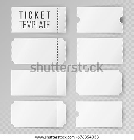 invitation ticket template