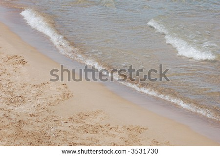 tide and beach