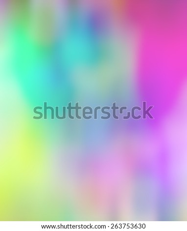 Tie dye style abstract color background.  Bokeh background. - stock photo