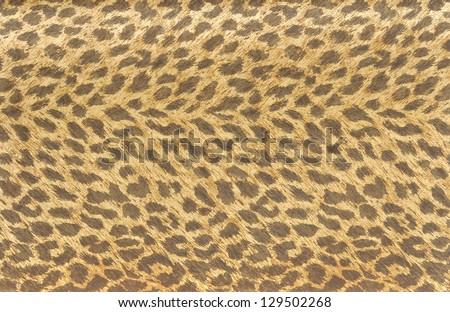 Tiger fur wallpaper - stock photo