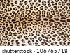 Tiger skin pattern closeup for background user - stock photo