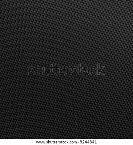 Tightly woven carbon fiber background.