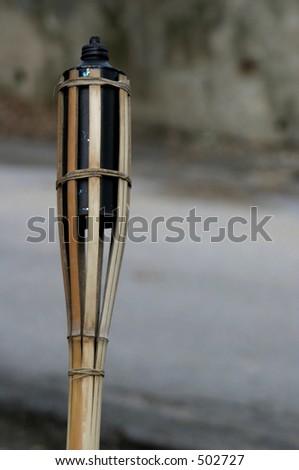 Tikki Torch - stock photo