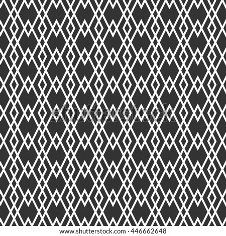 Tile black and white pattern or website background
