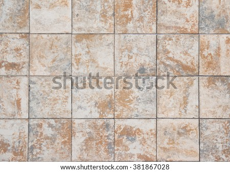 tile floor texture background wallpaper - stock photo