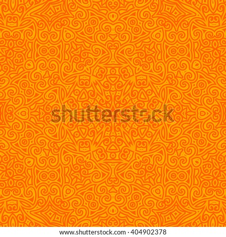 Tile. Pattern from ornamental elements. Can be used for wallpaper, pattern fills, web page background,surface textures. - stock photo