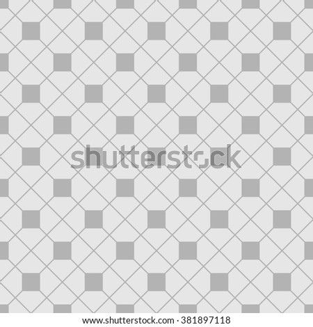 Tile pattern with grey, black and white floor background for decoration wallpaper - stock photo