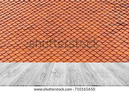 Thai roof stock images royalty free images vectors for Terrace tiles texture