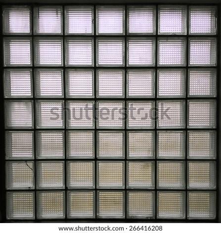 tile transparent - stock photo