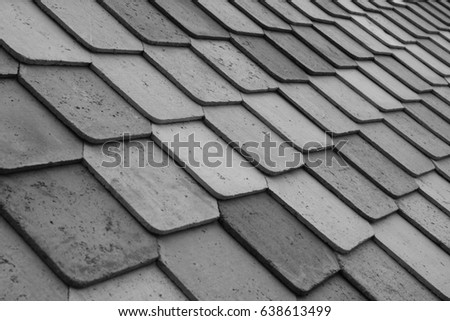Tiled Building Exterior Wall Wall Cladding Stock Photo 638613499 ...