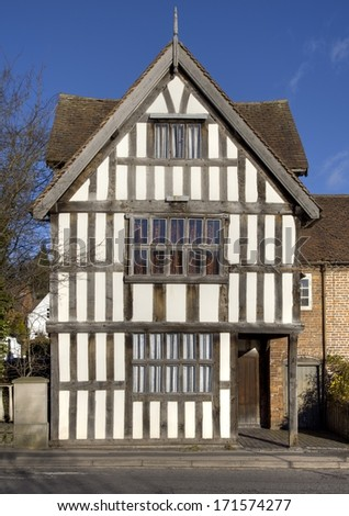 Tudor House Stock Images, Royalty-Free Images & Vectors ...