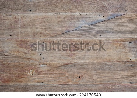timber wood brown plank texture background - stock photo