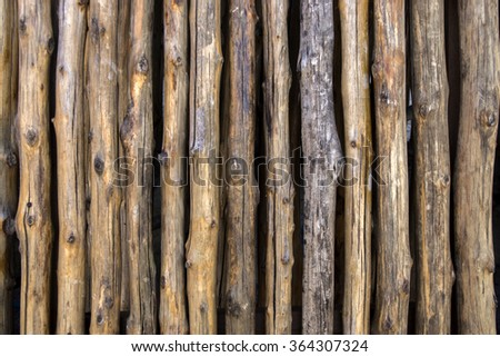 timber wood wall texture background. (un-focus image.) - stock photo