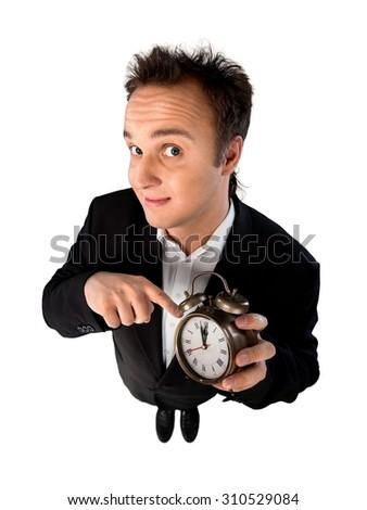 Time. - stock photo
