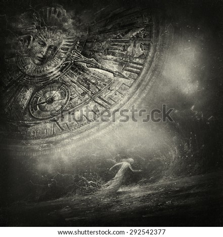 Time allegory