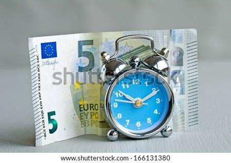 time deposit - stock photo