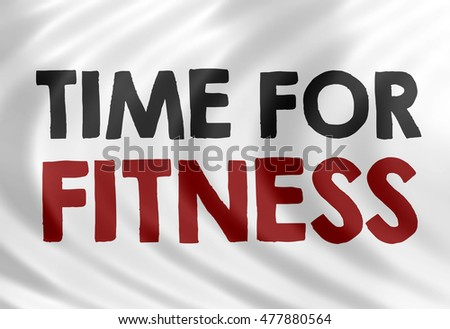 time for fitness - get fit
