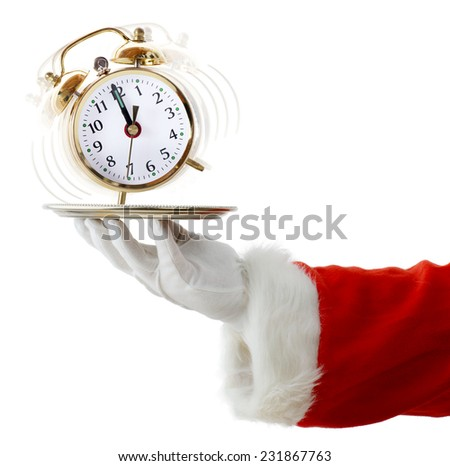 Time is running out for Christmas