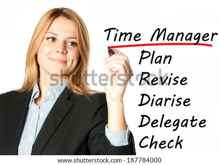 time manager