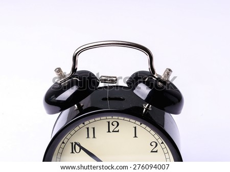 Time, other. Photo of the clock