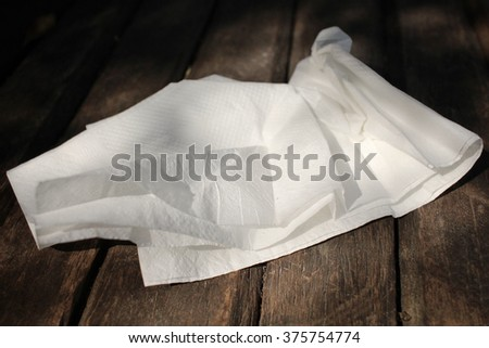 Tissues paper