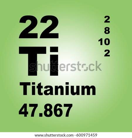 Titanium periodic table elements stock illustration 600971459 titanium periodic table of elements urtaz Gallery