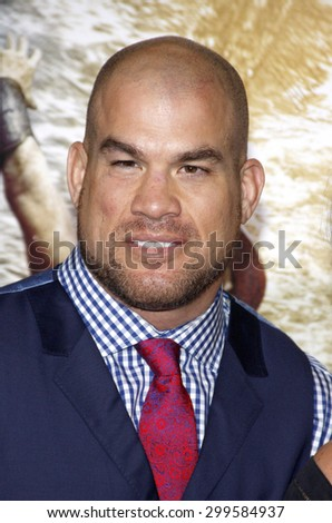 "Tito Ortiz at the Los Angeles premiere of ""300: Rise Of An Empire"" held at the TCL Chinese Theatre in Los Angeles, United States, 040314."