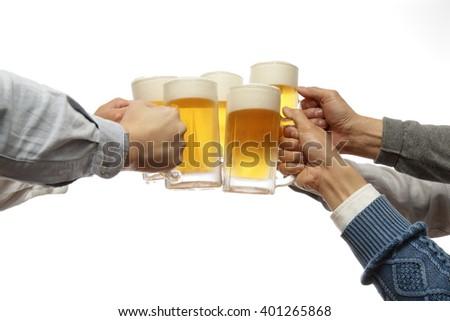 toast - stock photo