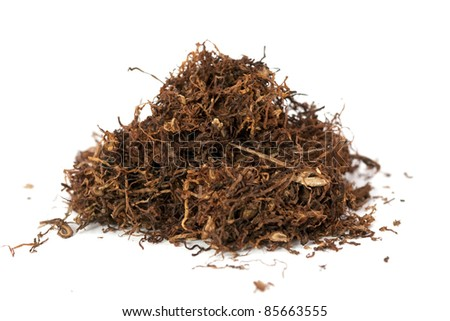 Tobacco - stock photo
