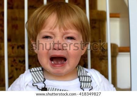 Toddler Baby Crying