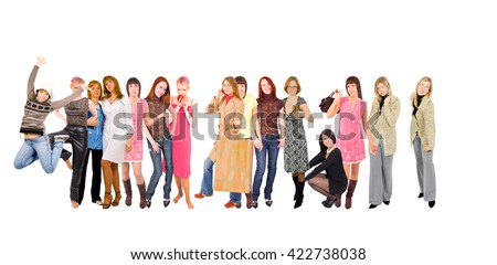 Together we Stand Corporate Culture  - stock photo
