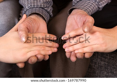 Togetherness - stock photo