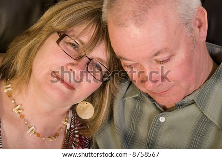 Togetherness. - stock photo
