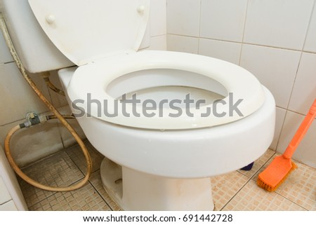 Clogged Toilet Stock Images Royalty Free Images Amp Vectors