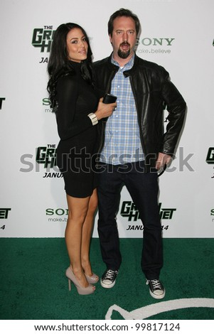 "Tom Green  at ""The Green Hornet"" Los Angeles Premiere, Chinese Theater, Hollywood, CA. 01-10-11"