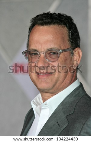 "Tom Hanks at the ""Old Dogs"" World Premiere, El Capitan Theatre, Hollywood, CA. 11-09-09"