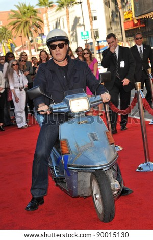 """Tom Hanks at the world premiere of his new movie """"Larry Crowne"""" at Grauman's Chinese Theatre, Hollywood. June 27, 2011  Los Angeles, CA Picture: Paul Smith / Featureflash - stock photo"""