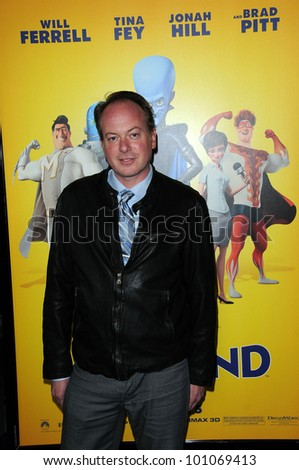 "Tom McGrath at the ""Megamind"" Los Angeles Premiere, Chinese Theater, Hollywood, CA. 10-30-10"