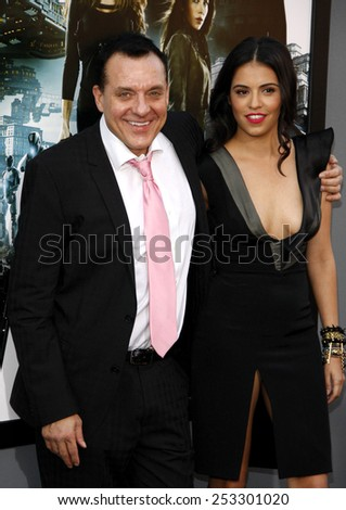 "Tom Sizemore at the Los Angeles premiere of ""Total Recall"" held at the Grauman's Chinese Theatre in Los Angeles, California, United States on August 1, 2012."