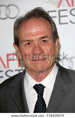 "Tommy Lee Jones at the ""Lincoln"" Closing Night Gala at AFI FEST 2012, Chinese Theater, Hollywood, CA 11-08-12"