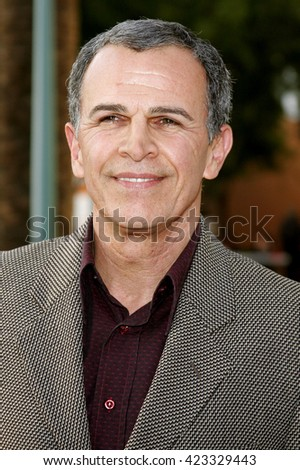 "Tony Plana at the Evening with ""Ugly Betty"" held at the Leonard H. Goldenson Theatre in North Hollywood, USA on April 30, 2007."