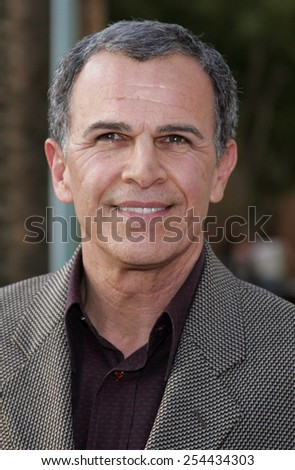 "Tony Plana attends the Academy of Television Arts & Sciences Presentation An Evening with ""Ugly Betty"" held at the Leonard H. Goldenson Theatre in North Hollywood, California on April 30, 2007."